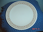 Click here to enlarge image and see more about item 4431: Corelle Ginger Dinner Plates