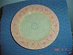 Click here to enlarge image and see more about item 4590: Sango Intrigue Salad Plates