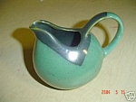 Click here to enlarge image and see more about item 4705: Sango Nova Green Creamer
