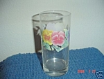 Click here to enlarge image and see more about item 4709: Corelle Summer Blush Juice Glass