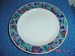 Click here to enlarge image and see more about item 4715: Sango Spring Jewel Salad Plates