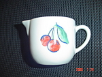 Corelle Fruit Basket/Fruit Too Creamer