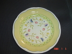 Click here to enlarge image and see more about item 4817: Mikasa Studio Nova Provence Salad Plates