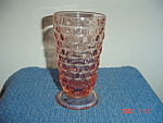 Click here to enlarge image and see more about item 4997: Whitehall Fostoria Indiana Glass Pink Tea American Whitehall