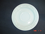 Click here to enlarge image and see more about item 5002: Pfaltzgraff Acadia Saucers