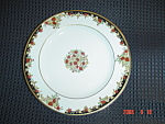 Click here to enlarge image and see more about item 5153: Royal Grafton Bone China Kensington Salad Plates