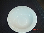 Click here to enlarge image and see more about item 5320: Corning French White Soup/Cereal Bowls