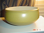 Click here to enlarge image and see more about item 5322: Denby Ode Large Serving Bowl