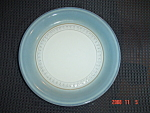 Click here to enlarge image and see more about item 5352: Denby Castile (Castille) Lunch Plates