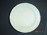 Click here to enlarge image and see more about item 5405: Wedgwood Queens Shape Ivory Salad Plates