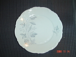 Click here to enlarge image and see more about item 5479: Mitterteich Monika Bread and Butter Plates