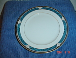 Click here to enlarge image and see more about item 566: Gorham Edgemont Gold Salad Plates