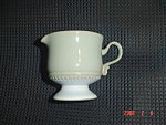 Click here to enlarge image and see more about item 8093: Denby Champagne Creamer - Renaissance Line