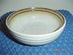 Click here to enlarge image and see more about item 759: Noritake Fanfare Soup/Cereal Bowl