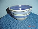 Click here to enlarge image and see more about item 768: Pfaltzgraff Rio Cereal Bowls