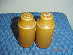 Denby Rams Head Golden Brown/Canterbury Salt/Pepper