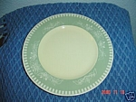 Click here to enlarge image and see more about item 884: Pagnossin Pale Yellow and Green Salad Plates
