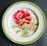 Click here to enlarge image and see more about item 8882: Raymond Waites CIC Floral Salad Plate Style 4