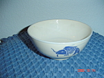 Canton Express Double Happiness Fish Small Bowls