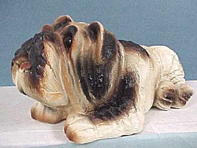 Lying Bulldog by Stone Arts Corp (Image1)