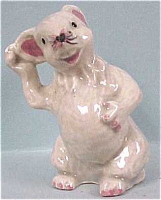 Pottery Mouse Single Salt Shaker (Image1)