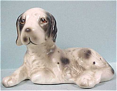 Olimco Lying Spaniel Dog (Image1)
