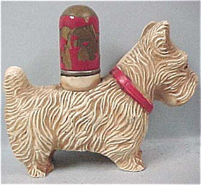 Wood Composite Scottish Terrier Dog Lighter (Image1)