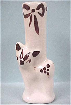 1940s Rio Hondo Deer Bud Vase (Image1)