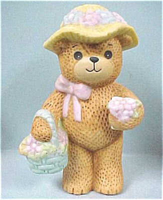 Enesco Bone China Lady Bear (Image1)