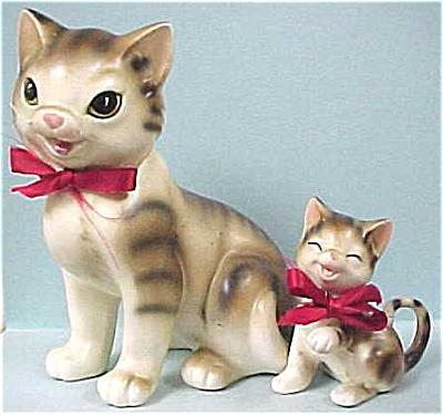 Lipper & Mann 1950s Cat & Kitten (Image1)