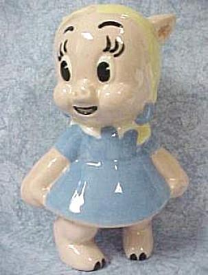 American Potteries Petunia Pig (Image1)