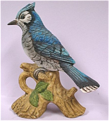 1980s Japan Blue Jay, matte finish (Image1)