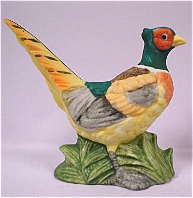 1980s Lefton Miniature Pheasant (Image1)