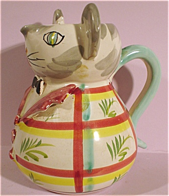 Weil Ceramics Italy Mouse Pitcher