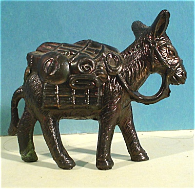 1950s/1960s Pot Metal Donkey (Image1)