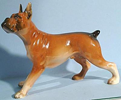 1950s Arnart Japan Boxer Dog (Image1)