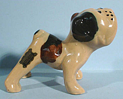 1930s/1940s Grindley Of Ohio Pottery Bulldog