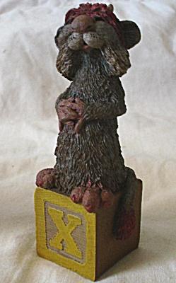 Cairn Tim Wolfe Alphabet Animals X-Thing (Image1)
