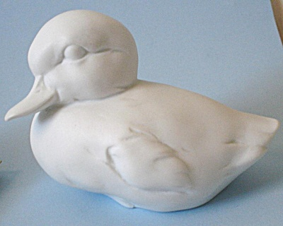Kaiser Bisque White Duck (Image1)