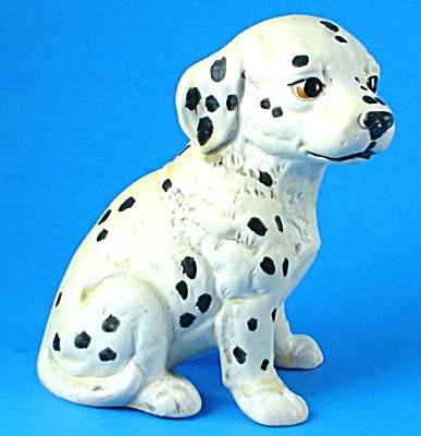 UCTCI Ceramic Dalmatian Puppy (Image1)