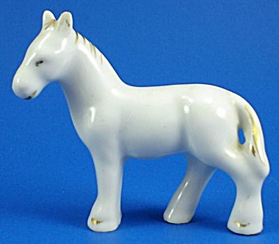 Miniature Porcelain Horse (Image1)