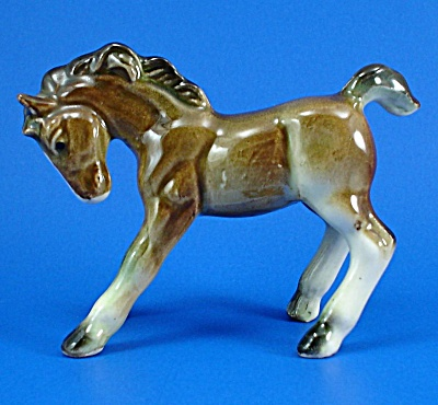 1950s/1960s Unmarked Horse Foal (Image1)