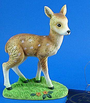Andrea by Sedak Fawn Figurine (Image1)