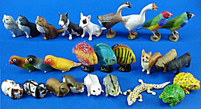 Kaiyodo Furuta Choco Egg Miniature Pets, 27 Pieces (Image1)