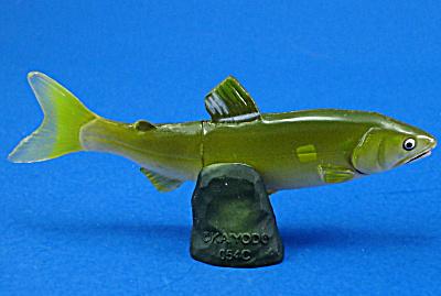 Kaiyodo Furuta Choco Egg Miniature Ayu Fish (Image1)