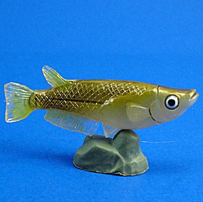 Kaiyodo Furuta Choco Egg Miniature Archer Fish (Image1)