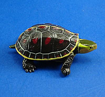 Kaiyodo Furuta Choco Egg Miniature Painted Turtle (Image1)