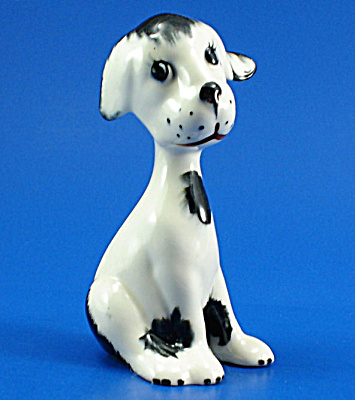 Robert Simmons Pottery Of California Pals Puppy