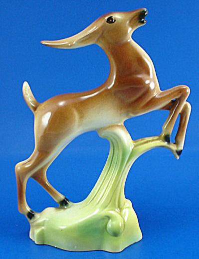 Stewart B. McCulloch Leaping Antelope Deer (Image1)