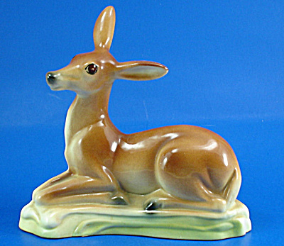 Stewart B. McCulloch Lying Doe Deer (Image1)